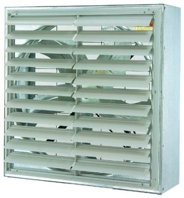 Ventilation Fan W/ PVC Shutter (Belt Drive)